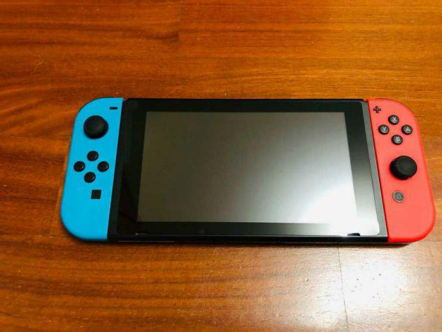 Console nintendo switch 3 giochi