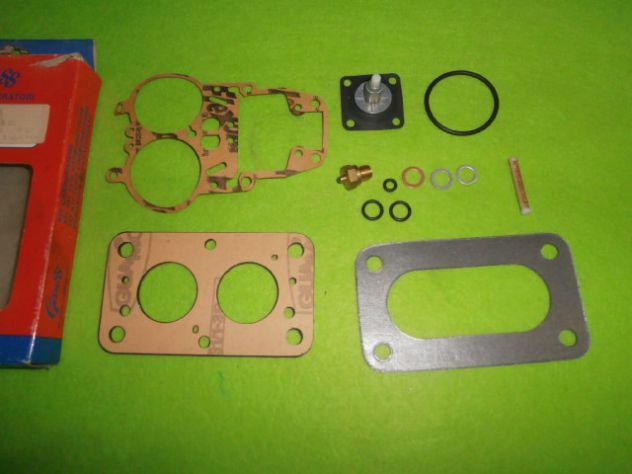 Fiat 131 1.600 tc serie completa guarnizioni carburatore