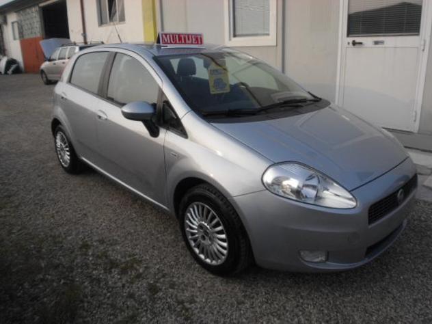 Fiat grande punto 1.3 16v mtj 75cv 5porte dinamyc