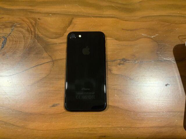Iphone 7 128gb jetblack ottime condizioni + accessori
