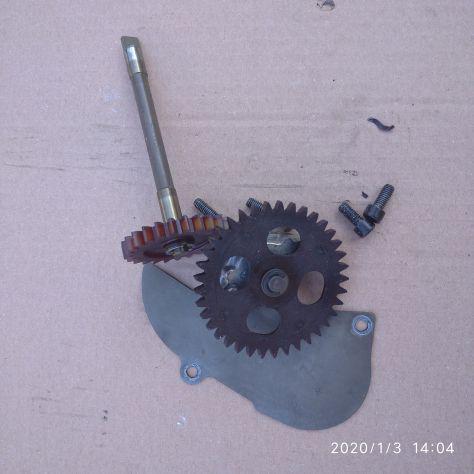 Ingranaggi con pompa olio yamaha x max 250cc