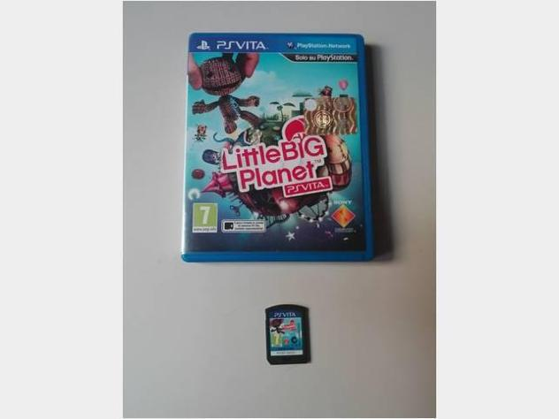 Little big planet gioco sony playstation ps vita gioco per