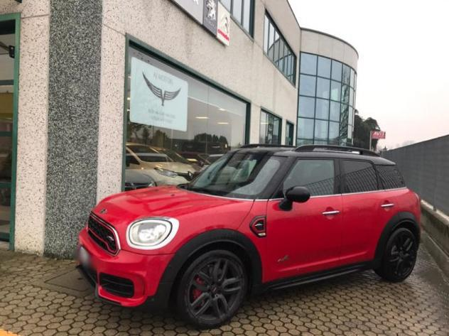 Mini countryman 2.0 john cooper works hype countryman all4
