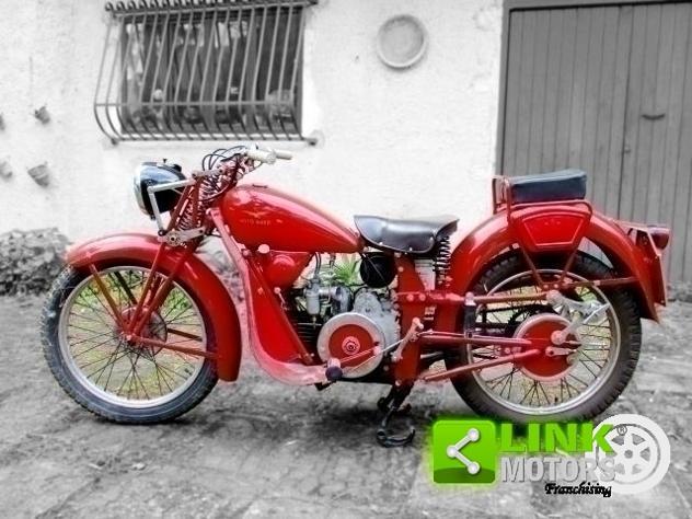 Moto guzzi airone 250 turismo (1954) conservato