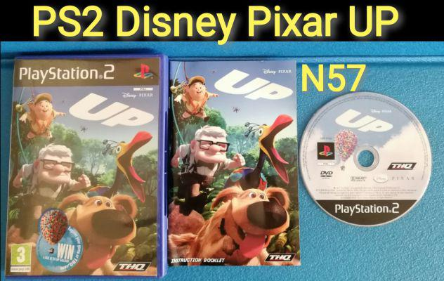 Ps2 disney pixar up