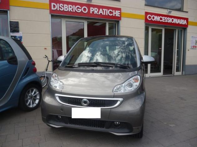 Smart fortwo 2a serie rif. 12697584