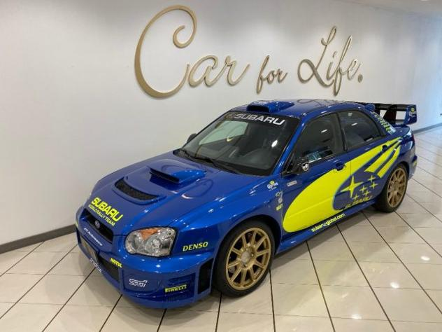 Subaru impreza 2.0 turbo 16v cat sti rif. 12697509