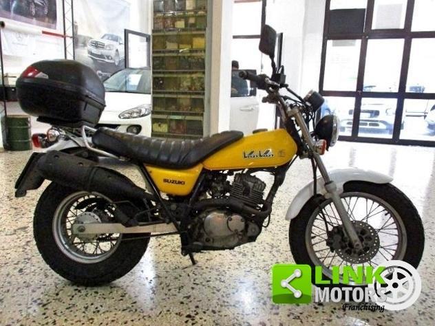 Suzuki rv 125 vanvan (2005) allarmato