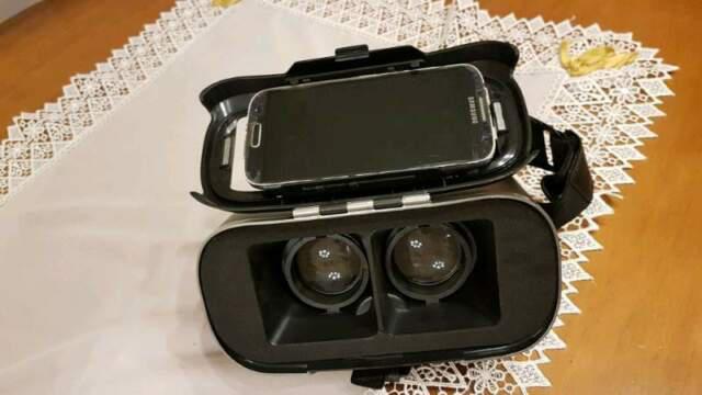 Telefonia portacellulare audio-visivo 3d nuovo