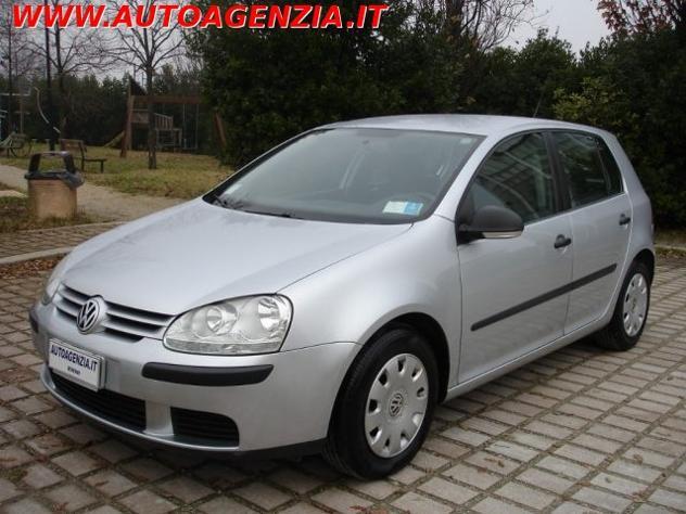 Volkswagen golf 1.9 tdi 5p. comfortline rif. 12697334