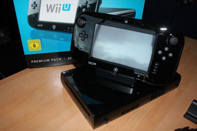 Wii u 32gb come nuova
