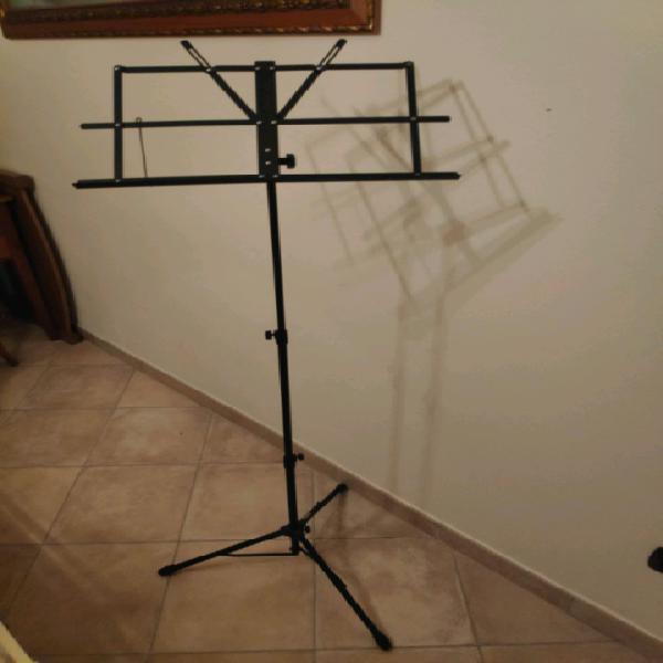 Leggio musicale professionale proel rsm600