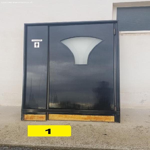 Porta saloon va e vieni + porta 1 anta