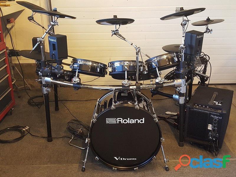 Roland v drums td 20x kd a 22