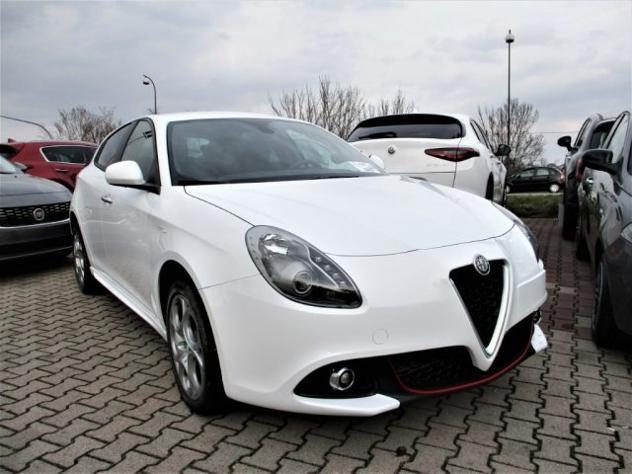Alfa romeo giulietta 1.6 jtdm 120cv sport euro 6d -