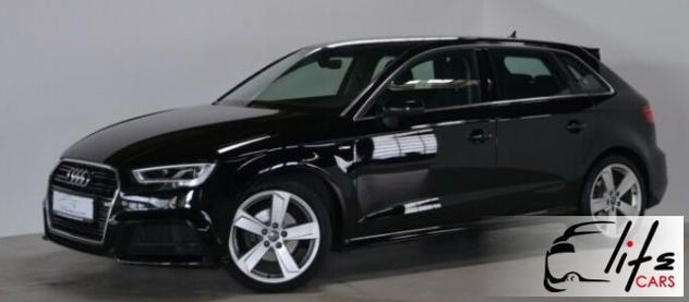 Audi a3 spb 2.0 tdi 150cv s line 18'' fari matrix led navi