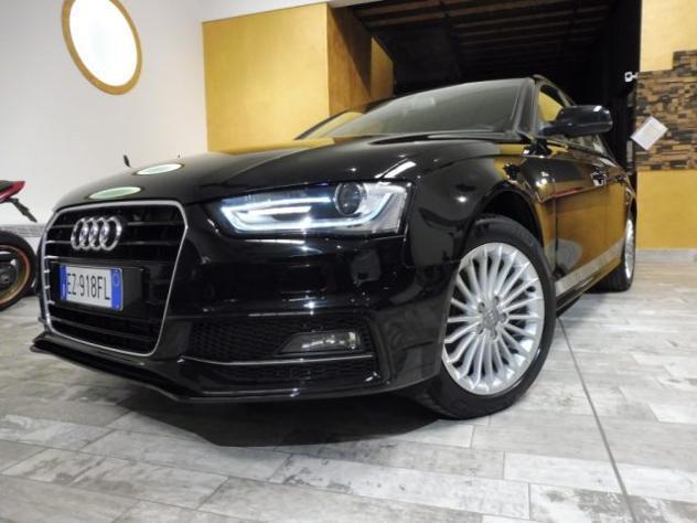 Audi a4 avant 2.0 tdi 150 cv multr bus.pl.-s line-km35000
