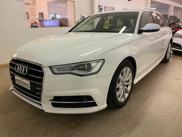 Audi a6 avant 2.0 tdi 190 cv s-tr e6+ sline/xeno/gancio rif.