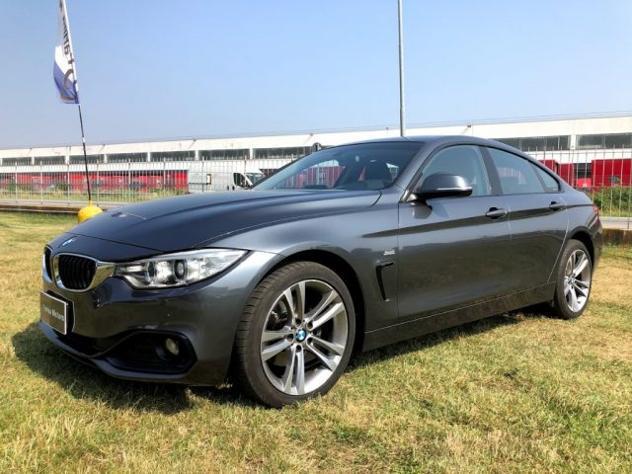 Bmw 420 d xdrive gran coupé sport unipro rif. 12704284