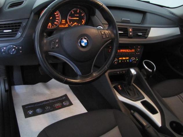 Bmw x1 xdrive20d - 4x4 - cambio automatico - sensori parch