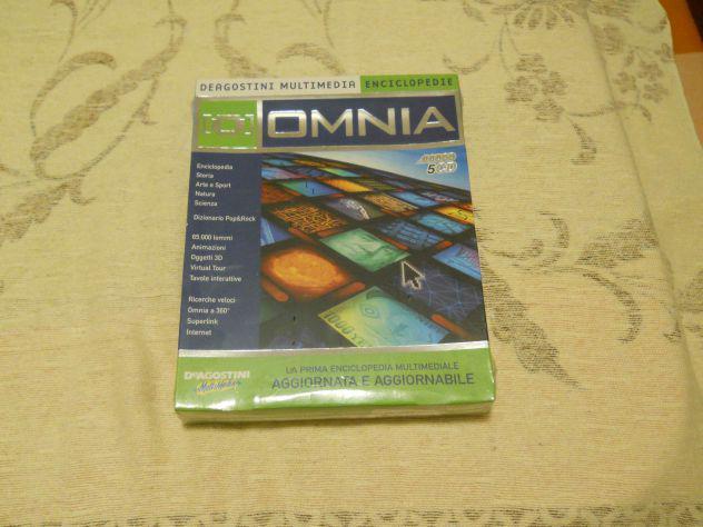 Enciclopedia in cd omnia deagostini euro 5