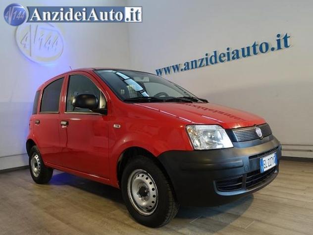 Fiat panda 1.3 mjt van active 2 posti rif. 12706916