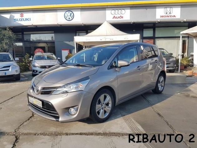 Toyota verso 1.6 d-4d style 7 posti rif. 12706344