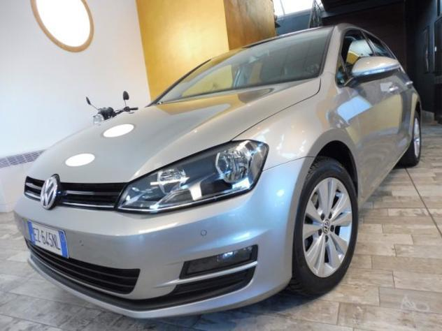 Volkswagen golf 1.6 tdi 110 cv dsg 5p. com. bmt euro 6b rif.