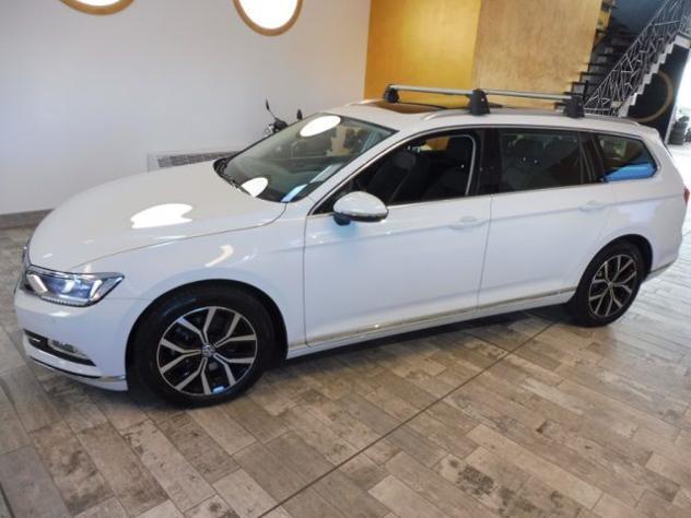 Volkswagen passat variant 2.0 tdi dsg higline tetto