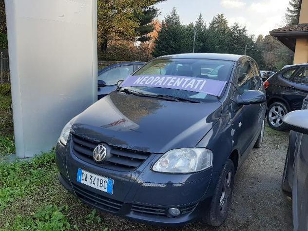 Volkswagen fox 1.4 tdi ok neopatentati