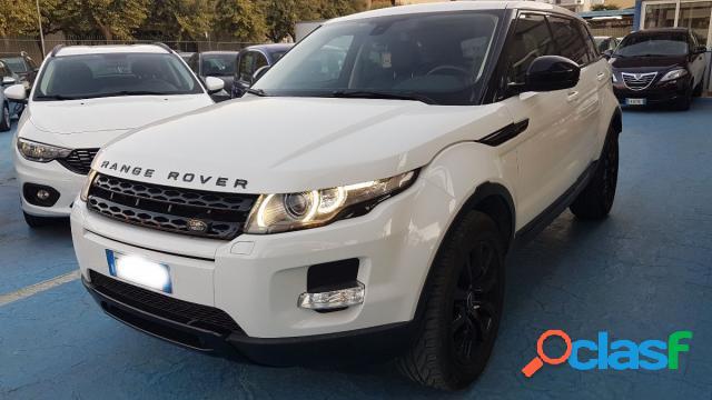 Land rover evoque diesel in vendita a villaricca (napoli)