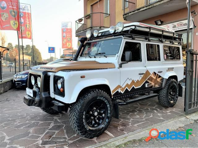 Land rover defender diesel in vendita a milano (milano)