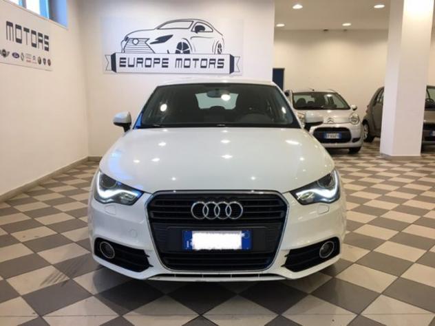 Audi a1 spb 1.6 tdi s tronic ambition #neopatentati rif.