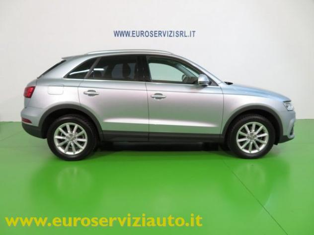Audi q3 2.0 tdi 150 cv quattro s tronic business rif.