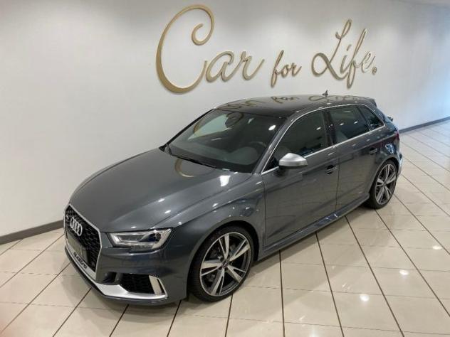 Audi rs3 spb 2.5 tfsi quattro s tronic rif. 12715548
