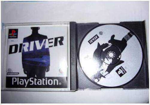Driver retrogame Playstation