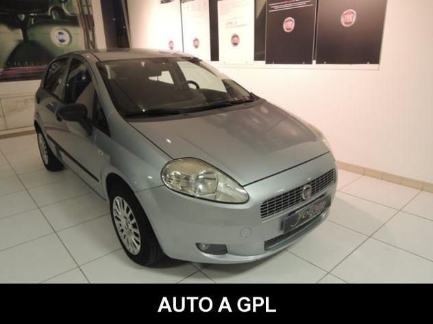 Fiat punto classic 1.2 5 porte active gpl rif. 12718979