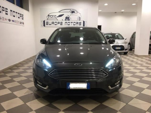 Ford focus 1.5 tdci 120 cv start&stop titanium #full