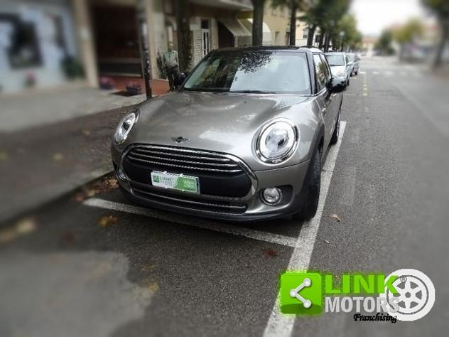 Mini clubman one d 115cv diesel |unico proprietario |