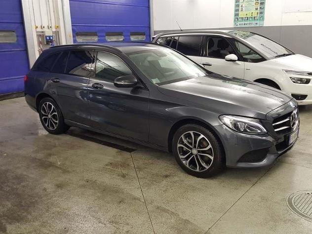 Mercedes-benz classe c c 250 d 4matic sport automatic wagon
