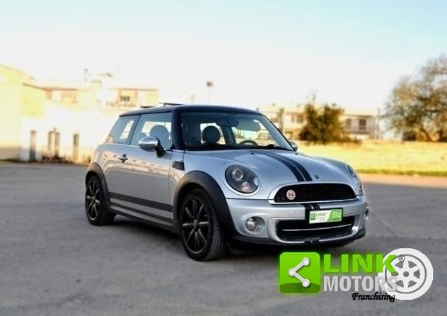 Mini 1.6 16v cooper chili full optionals a lecce