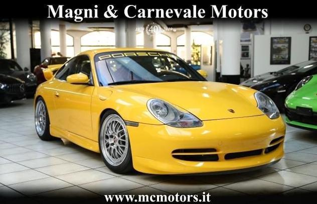 "Porsche 996 gt3 mk1 | ""speed yellow"" | for collectors rif."