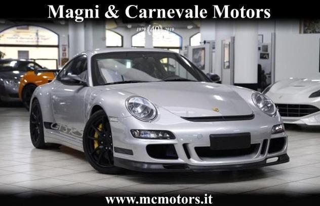Porsche 997 gt3 rs|carbo|sport-chrono|fari bi xeno|uff