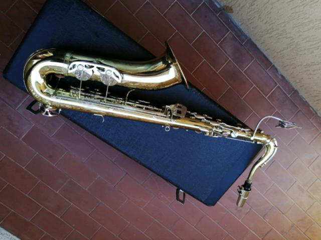 Sax tenore vintage