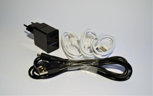 Set cavi micro usb per samsung huawei xiaomi 100cm nero e