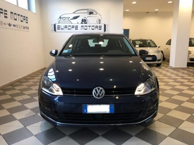 Volkswagen golf 1.6 tdi 110 cv dsg 5p. highline bluemotion