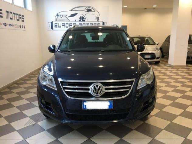 Volkswagen tiguan 1.4 tsi 4motion sport & style#tagliandi