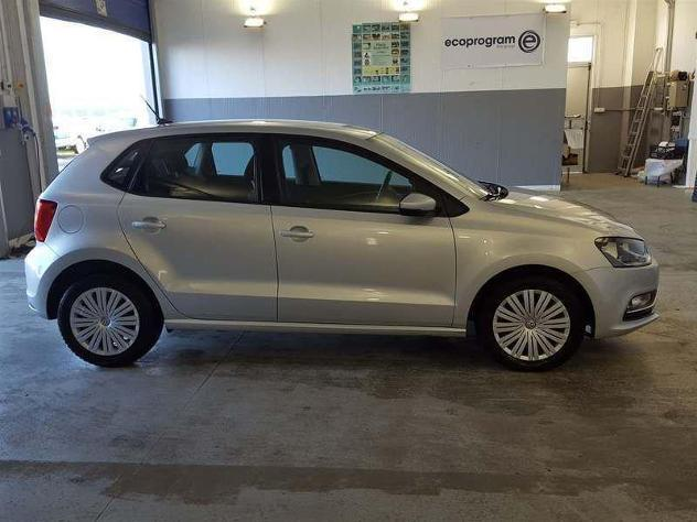 Volkswagen polo 1.4 tdi business 55kw 5 porte berlina
