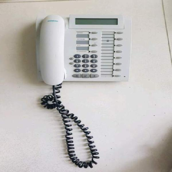 Siemens telefono optipoint 500