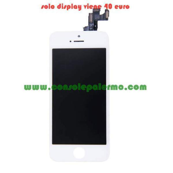 Display lcd iphone 5 / 5s /5c nuovi a palermo